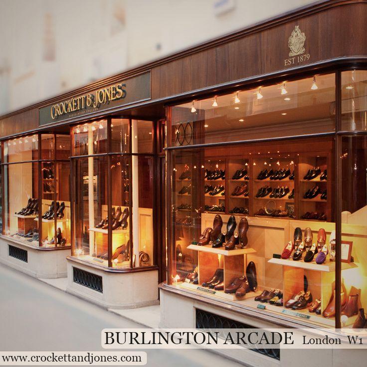 Burlington Arcade Mens Shoes
