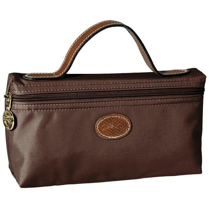 Longchamp Cosmetic Bags Brown #bagsandpurses#jewellery|#jewellerydesign}