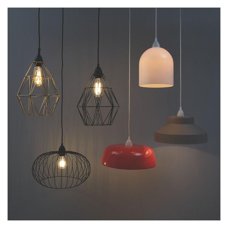 LIV White glass ceiling light shade | Buy now at Habitat UK - Best 25+ Ceiling Light Shades Ideas On Pinterest Lighting
