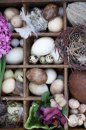 source: Swedish Stylist Group / Minna Mercke Schmidt ~ beautiful collection box