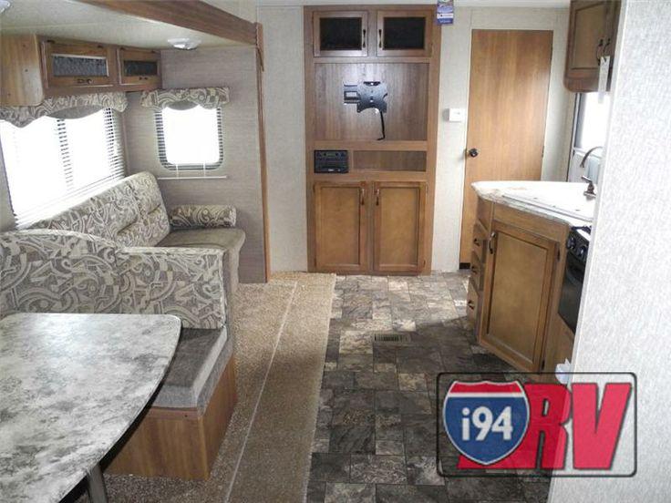 2014 Coachmen RV Catalina 293QBCK Bunkhouse Travel Trailer