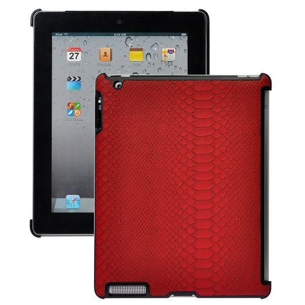 iRazor (Rød) iPad 2 Deksel