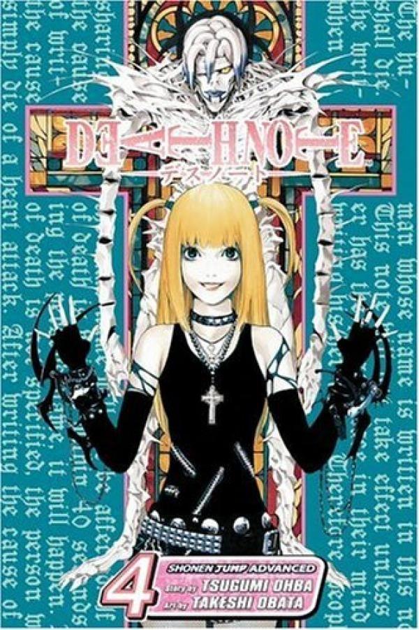 Death Note Volume 4