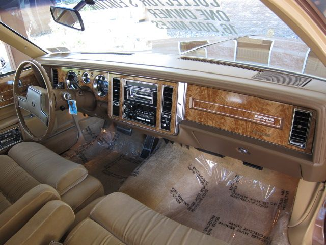C Ce D F Acd D E on 1989 Buick Lesabre Limited For Sale