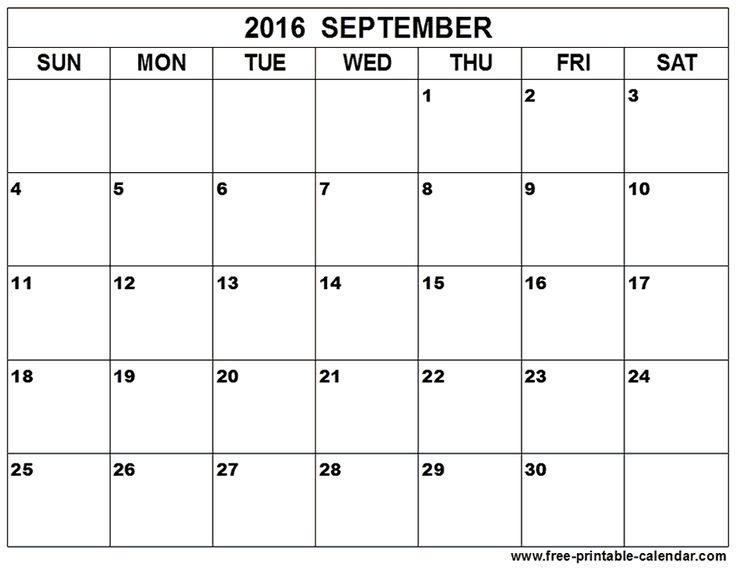 calendar templates to print