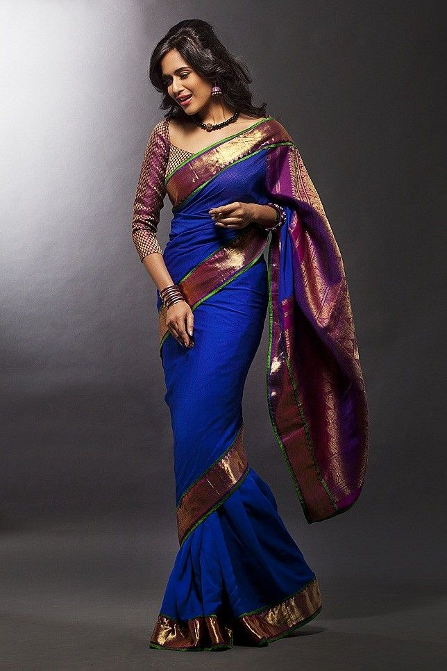 Buy online chiffon sarees in India.