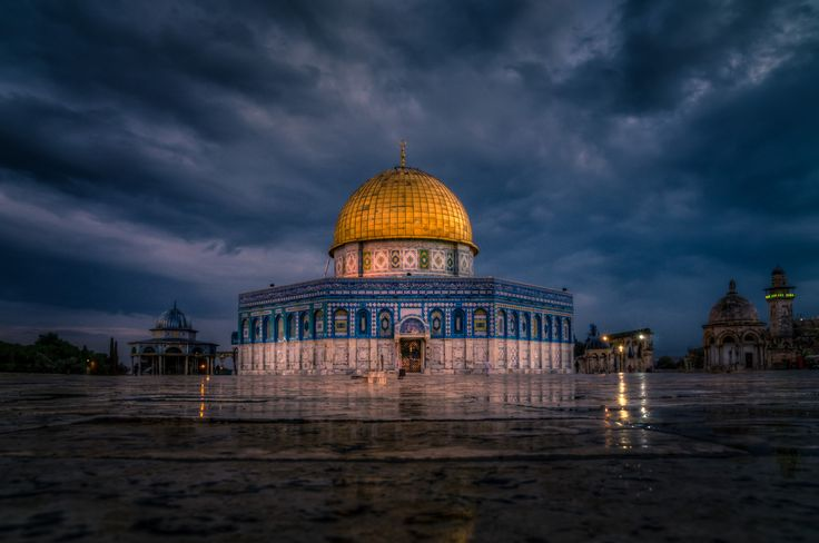 Dome of the Rock by Emir  Terovic on 500px