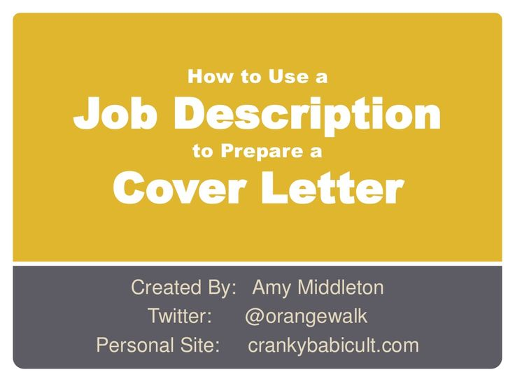 best cover letter writing a cover letter cover letters job help