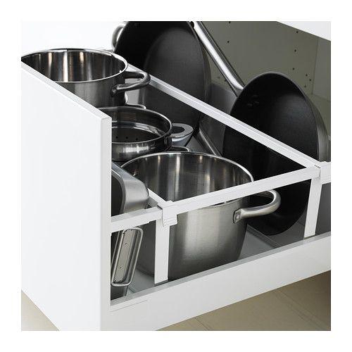 Ausziehschrank Küche | Ausziehschrank Kuche Ikea Ikea Kueche Schwarz Weiss Ideen K Che