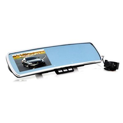 Car Rear View Mirror with Built-in 4.3 Inch Monitor and Dash Cam - Parking Camera, G Sensor http://www.chinavasion.com/china/wholesale/Car_Video/Mirror_Monitors/Car_Rear_View_Mirror_with_Built-in_4.3_Inch_Monitor_and_Dash_Cam_-_Parking_Camera_G_Sensor/