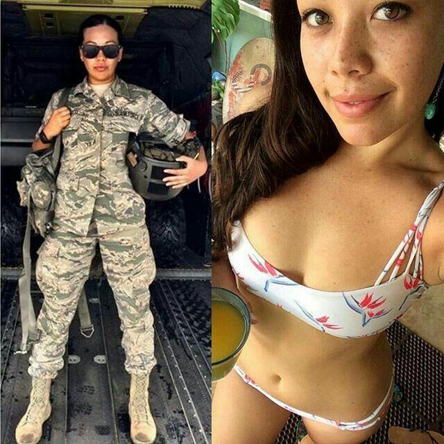 Militärische Akthaltung, Ich liebe Filme Sex