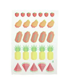 We love cute fruit Tea Towel from The Club of Odd Volumes