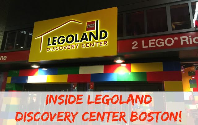 We had a blast at LEGOLAND Discovery Center Boston!  Take a look inside on the blog!