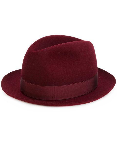 13140bd4aee9a BORSALINO trilby hat.  borsalino
