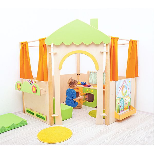 Domek sensoryczny #play #fun #kids #moje bambino  http://www.mojebambino.pl/kaciki-manipulacyjno-sensoryczne/4807-domek-sensoryczny.html