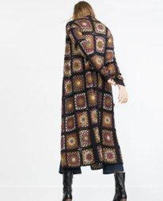abito fatto a cappotto