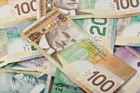 CANADIAN DOLLAR SLIDES TO LOWEST THIS WEEK BEFORE REPORT ON GDP   Canadas dol
