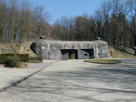 Schoenenbourg Maginot Line fort   Schoenenbourg   France   World War Two   Historvius