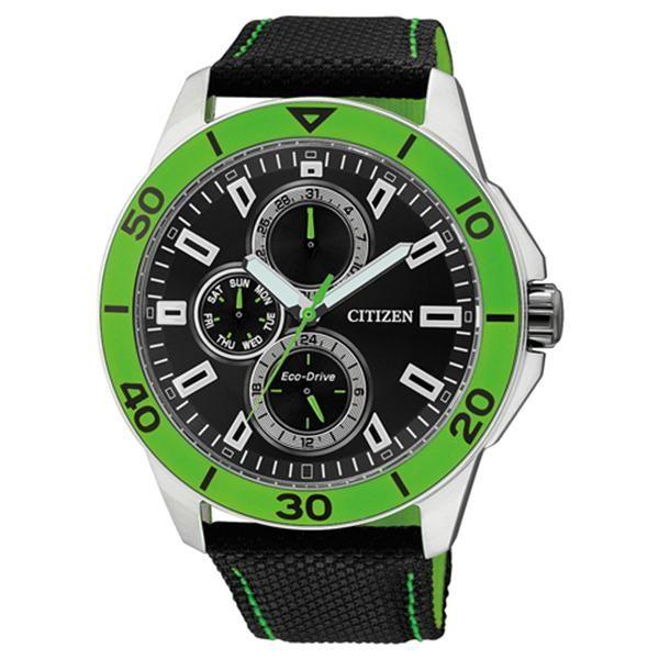Citizen Uhr Nr. AP4030-06E. Machen Sie ein unvergessliches Geschenk und schenken Sie diese Uhr mit einer persönlichen Gravur.