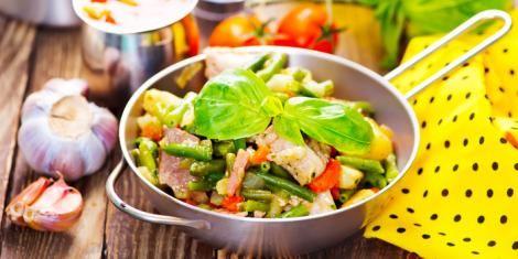 Recept voor gebakken artisjok (of mini-artisjok) | e-gezondheid.be | Drupal