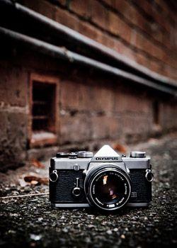 Olympus OM-1n MD. Desde siempre, mi cámara favorita. #fotografía