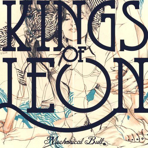 Resultado de imagen para KINGS OF LEON – MECHANICAL BULL EP (2013)