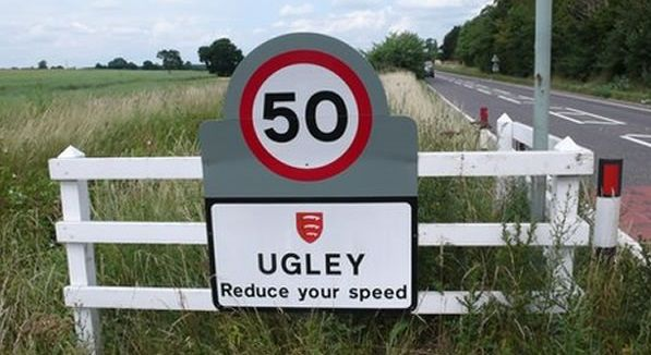 UK - 23 Cities And Towns With Funny Names (shared via SlingPic)