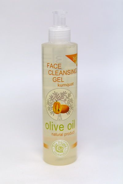 FACE CLEANSING GEL kumquat