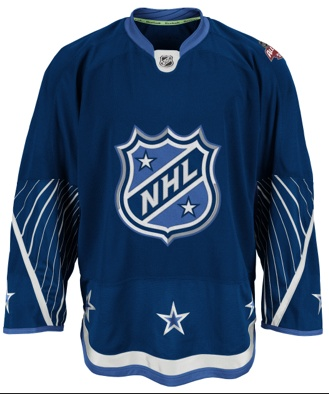 NHL All-Star Jersey