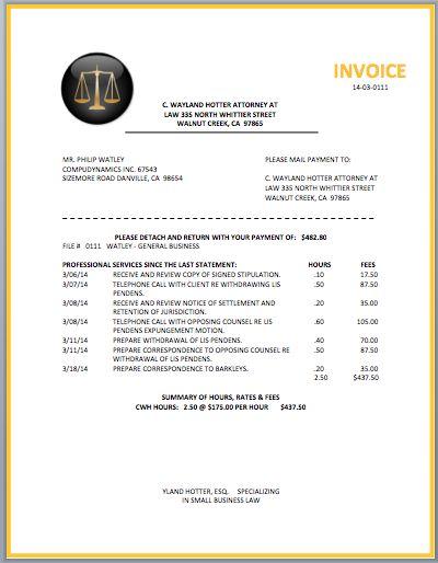 design billing invoice - Google Search
