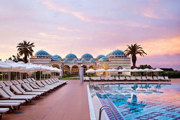 Hôtel SplashWorld Ali Bey 5* Antalya prix promo séjour Turquie Promovacances Dès 819,00 € TTC 8J/7N Tout Inclus