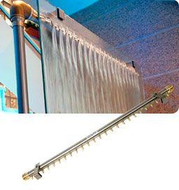 Fontaine d 39 int rieure avec mur d 39 eau mur d 39 eau for Fontaine eau decoration interieure