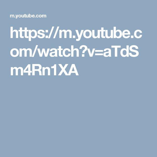 https://m.youtube.com/watch?v=aTdSm4Rn1XA