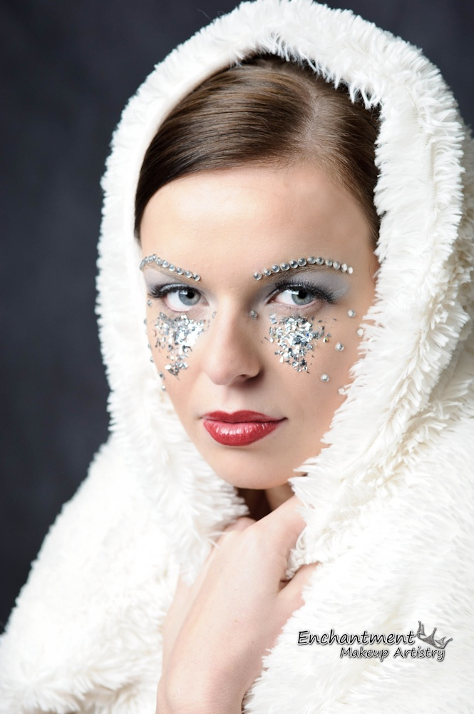 28 best Ice Queen images on Pinterest   Make up, Makeup and ...