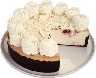Copycat recipe for Cheesecake factory's White Chocolate Raspberry Cheesecake :) YUM