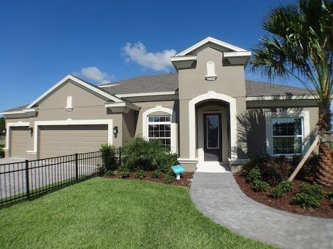Hickory Hammock in Winter Garden - Ryland Homes 'Inverness' Model - http://jacksonvilleflrealestate.co/jax/hickory-hammock-in-winter-garden-ryland-homes-inverness-model/