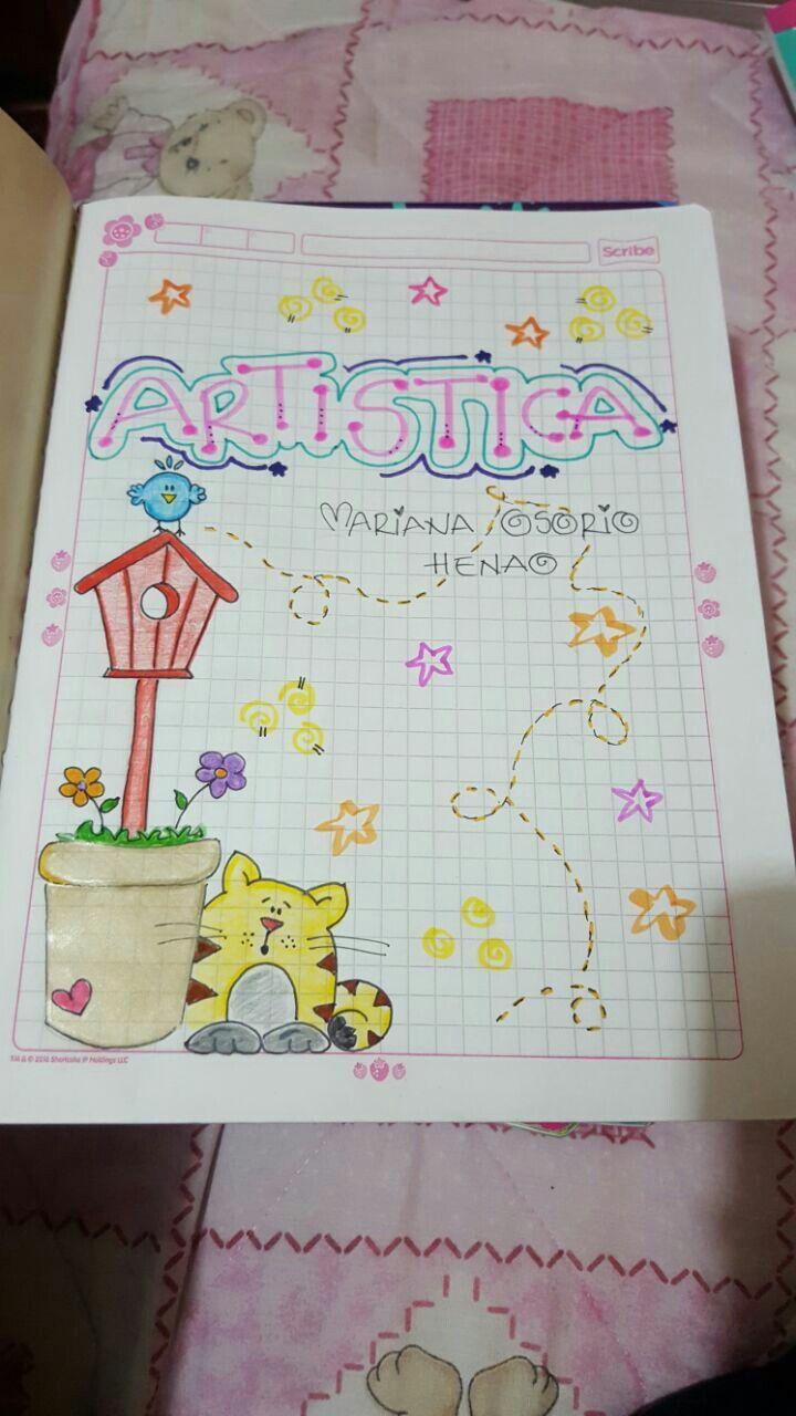 Marcar cuadernos en pinterest m s de 100 ideas - Como decorar un dibujo ...