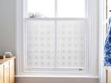 Decorative Window Film instead of curtains
