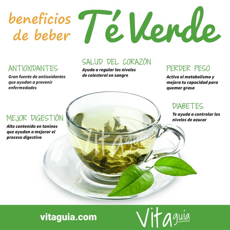26 best images about alimentaci n y dieta fitness on for Te verde beneficios para la salud