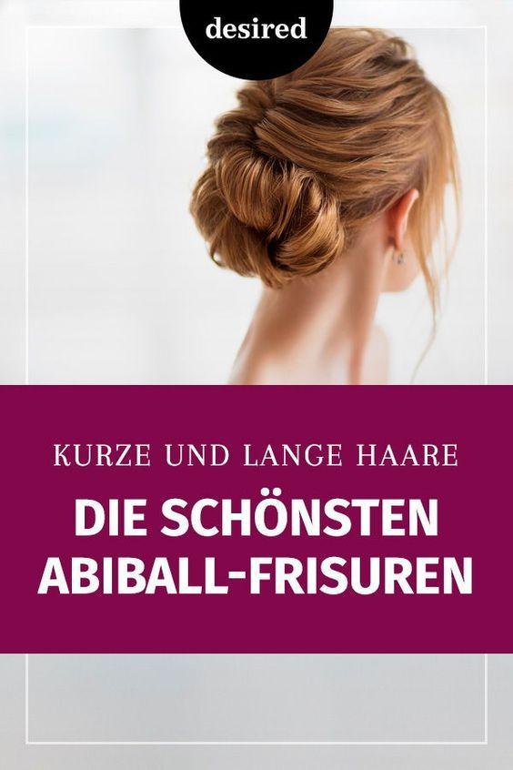 Das sind die schönsten Frisuren für deinen Abiball