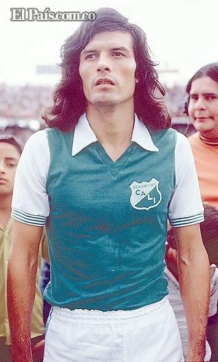Alberto de Jesús Benítez    Fue protagonista en las dos gestas coperas del equipo en 1978 y 1981. Le decían 'El Tigre'.