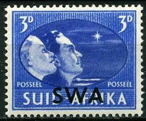 Single, Afrikaans - 1945