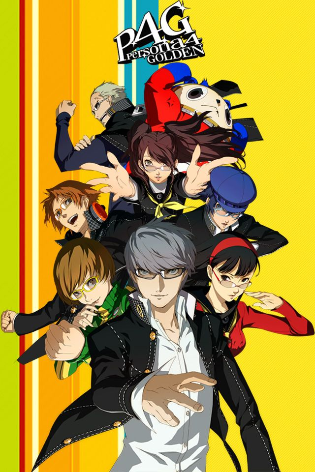 Persona 4 Golden- A genuine surprise... in a good way! One of my personal favorites now!