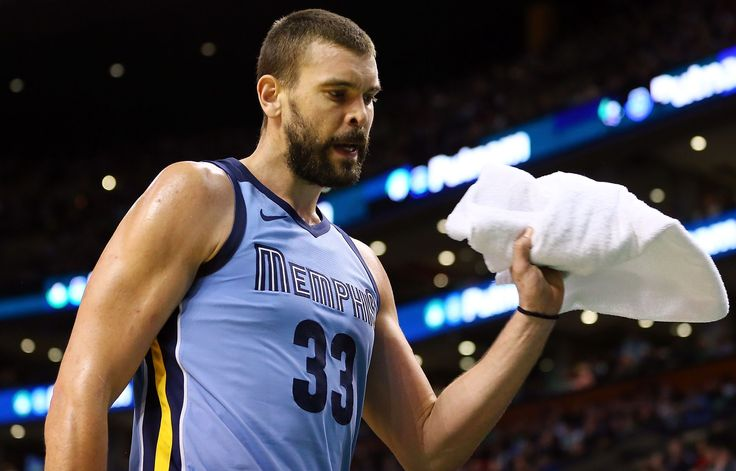 Marc Gasol shouldn't have to go out like this