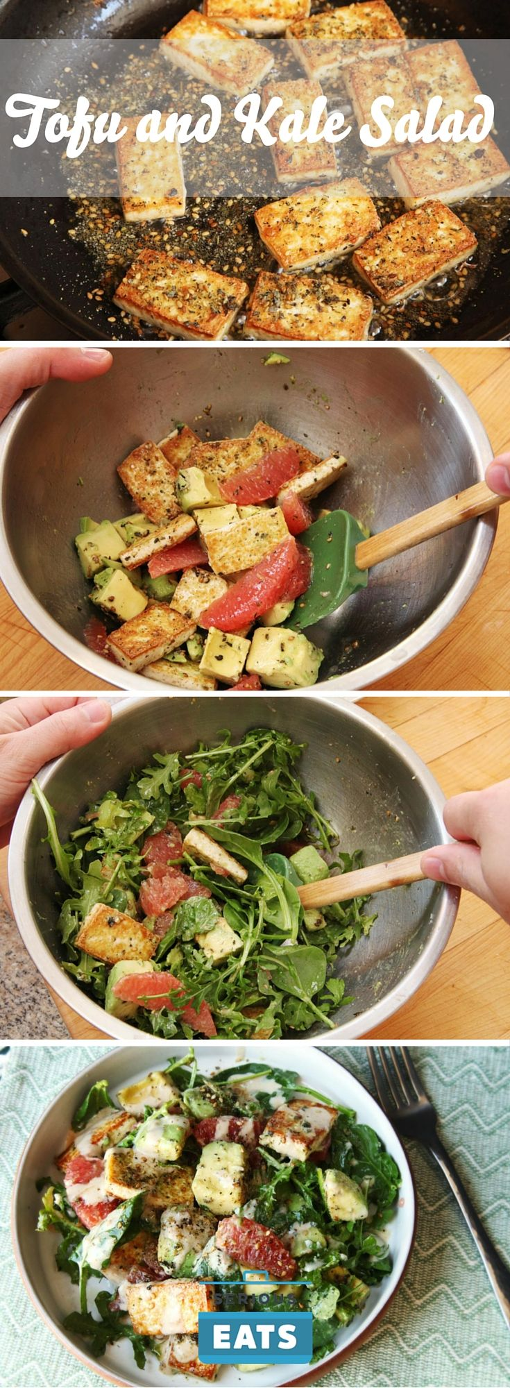 Best 25+ Tofu salad ideas on Pinterest | Recipes with tofu ...
