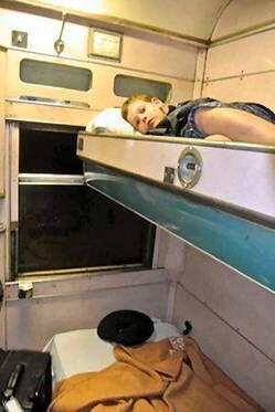 Overnight on Rhodesia Railroads