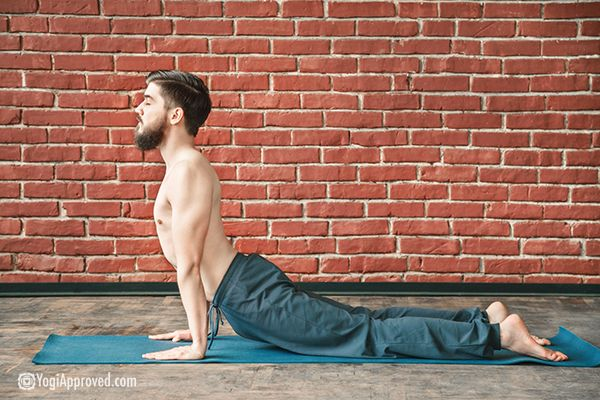 """Most men see yoga as """"glorified stretching"""" with no strength or cardio involved. They are hesitant to walk into a yoga room because they either feel they won't benefit from it, or they don't really understand what yoga is all about. Yet yoga is very much a physical exercise and quite strenuous – the modern …"""