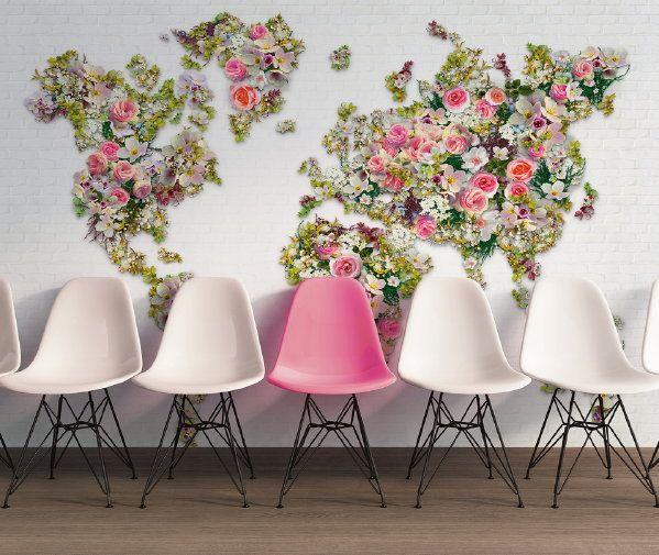 Die besten 25+ Lila tapeten Ideen auf Pinterest Blume iPhone - moderne wandgestaltung wohnzimmer lila