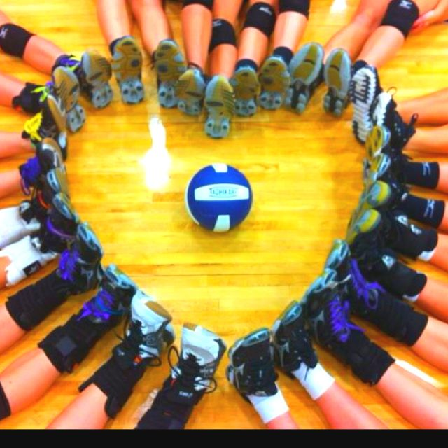 Spandex. Ankle braces. Uniforms. Knee Pads. Crew socks. Sweat. Injuries. Tournaments. Endurance. Volleyball = my life