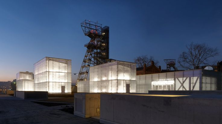 Riegler Riewe Architekten ZT-Ges.m.b.H., Paolo Rosselli · Silesian Museum Katowice · Divisare